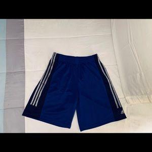 Men's Royal Blue Adidas Shorts